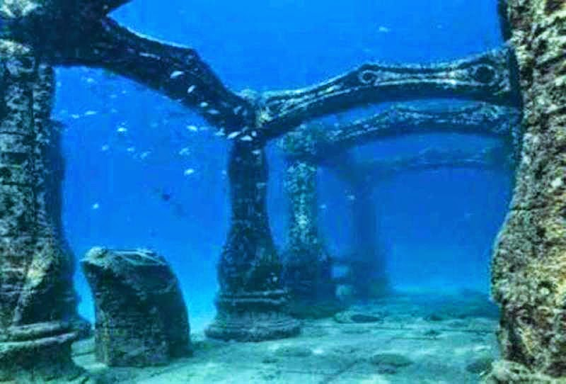 1. Port Royal, Jamaica - 5 Mind Blowing Underwater Cities