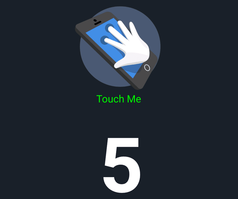 5 points of multitouch