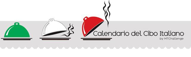 Logo del Calendario del cibo italiano