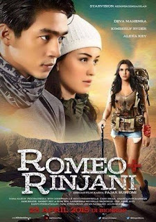 Download Film Romeo + Rinjani (2015) DVDRip Full Movie