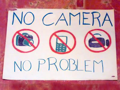 No camera ... no problem