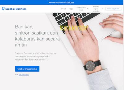 Dropbox Situs Penyimpanan Data Onlene Terbaik Rifanytop