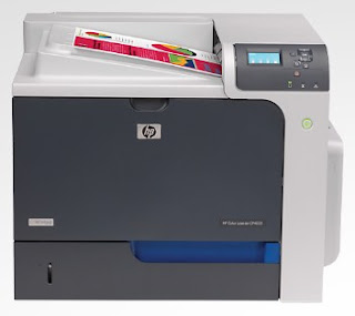 The printer prints colouring cloth for your document that professional person character amongst high speed HP Color LaserJet Enterprise CP4025dn Printer Driver Download