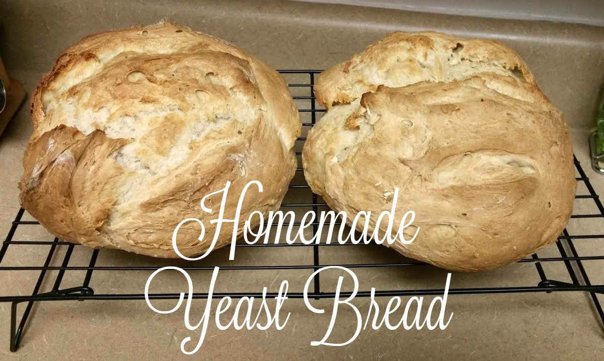 Reviews, Chews & How-Tos: Homemade Yeast Bread