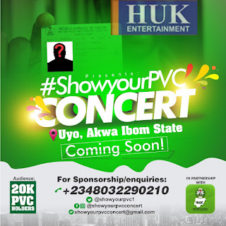 """EVENT: Get Ready For """"Show Your PVC Concert"""" 2018"""