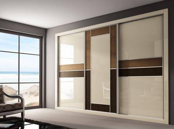 20 Fascinating Sliding Doors Wardrobe Designs For Master ...