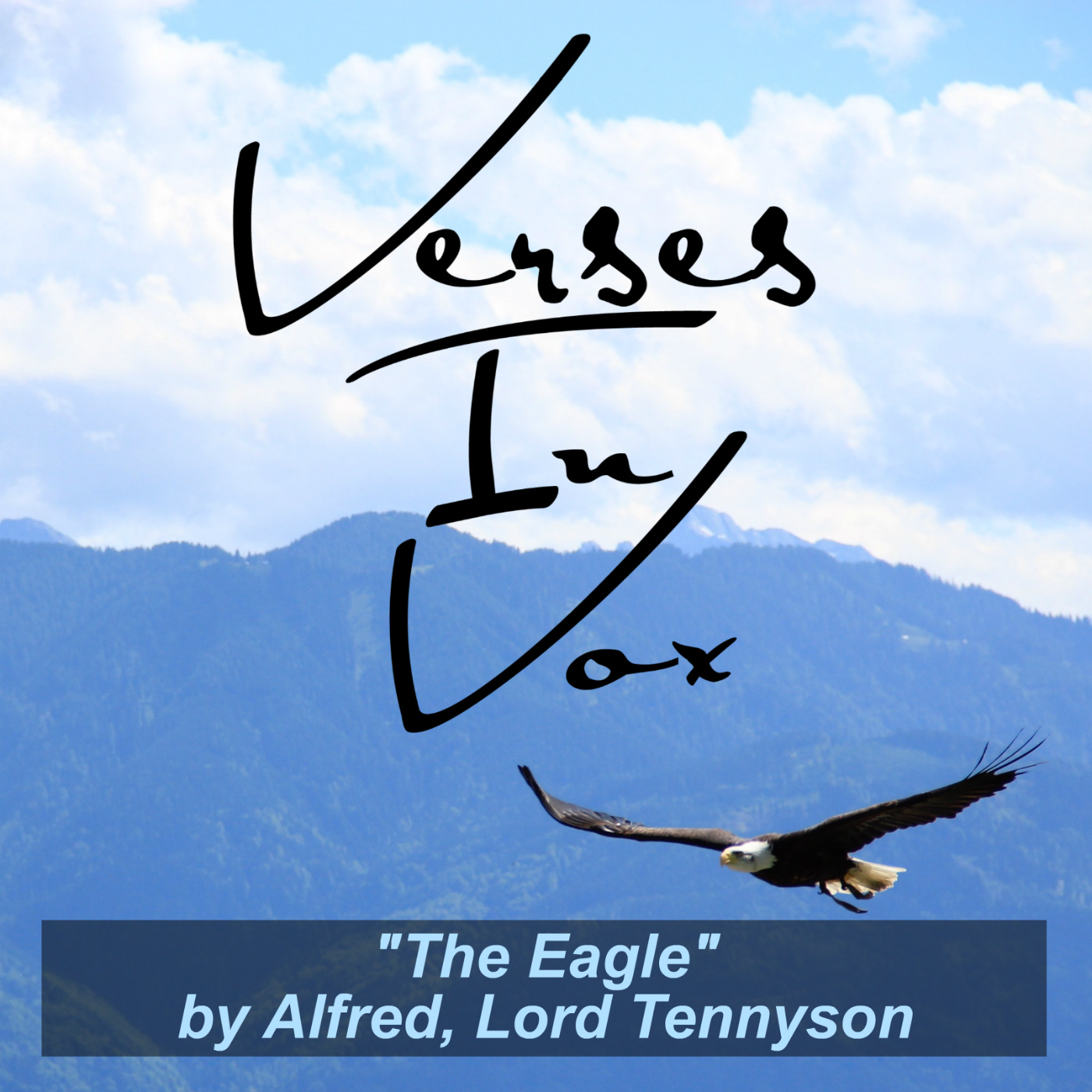 the eagle by tennyson lord alfred A brief but powerful poem written by the great victorian poet, alfred lord tennyson, the eagle is an inspiring poetic piece tennyson, recognized as the greatest poet.