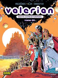 Valerian #1