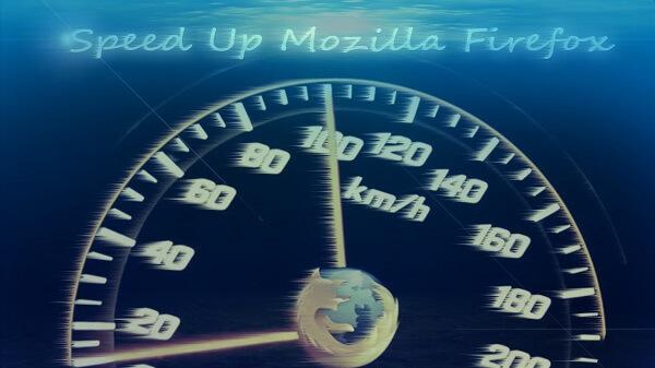تصفح الأنترنت بسرعة وجعل متصفح mozilla firefox