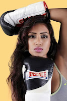 Nivetha Pethuraj Fitness Wonder with Boxing Gloves Spicy Pics ~  Exclusive 03.jpg