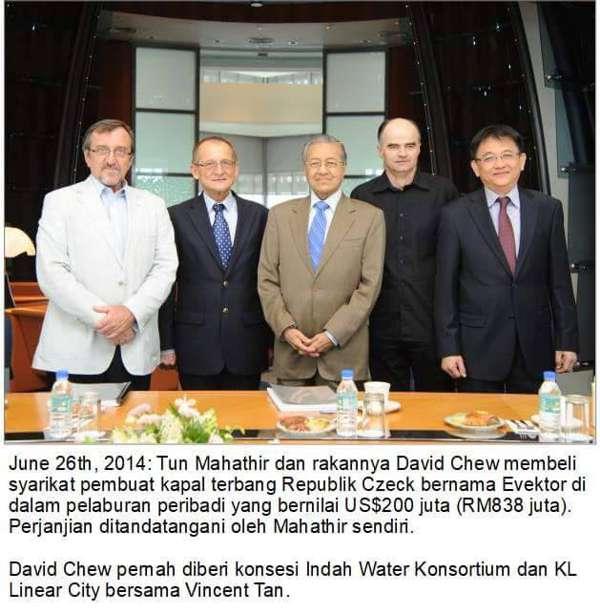 MAS Mungkin Bankrap Kalau Beli Dari Boeing - Beli Kapalterbang Dari Syarikat Mahathir Baru Untung