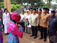 Kanwil Sumut Sampaikan Apresiasi Pada Bupati Deli Serdang Madrasah Dijadikan Zona Pendidikan Karakter