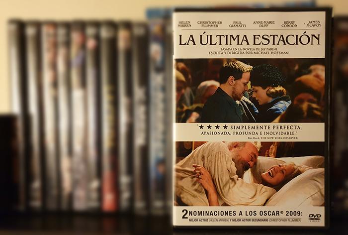 «La última estación» es una película sobre la vida de Lev Tolstói