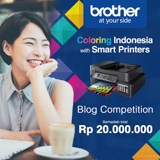 Blog Competition Coloring Indonesia With Smart Printers - Blog Mas Hendra
