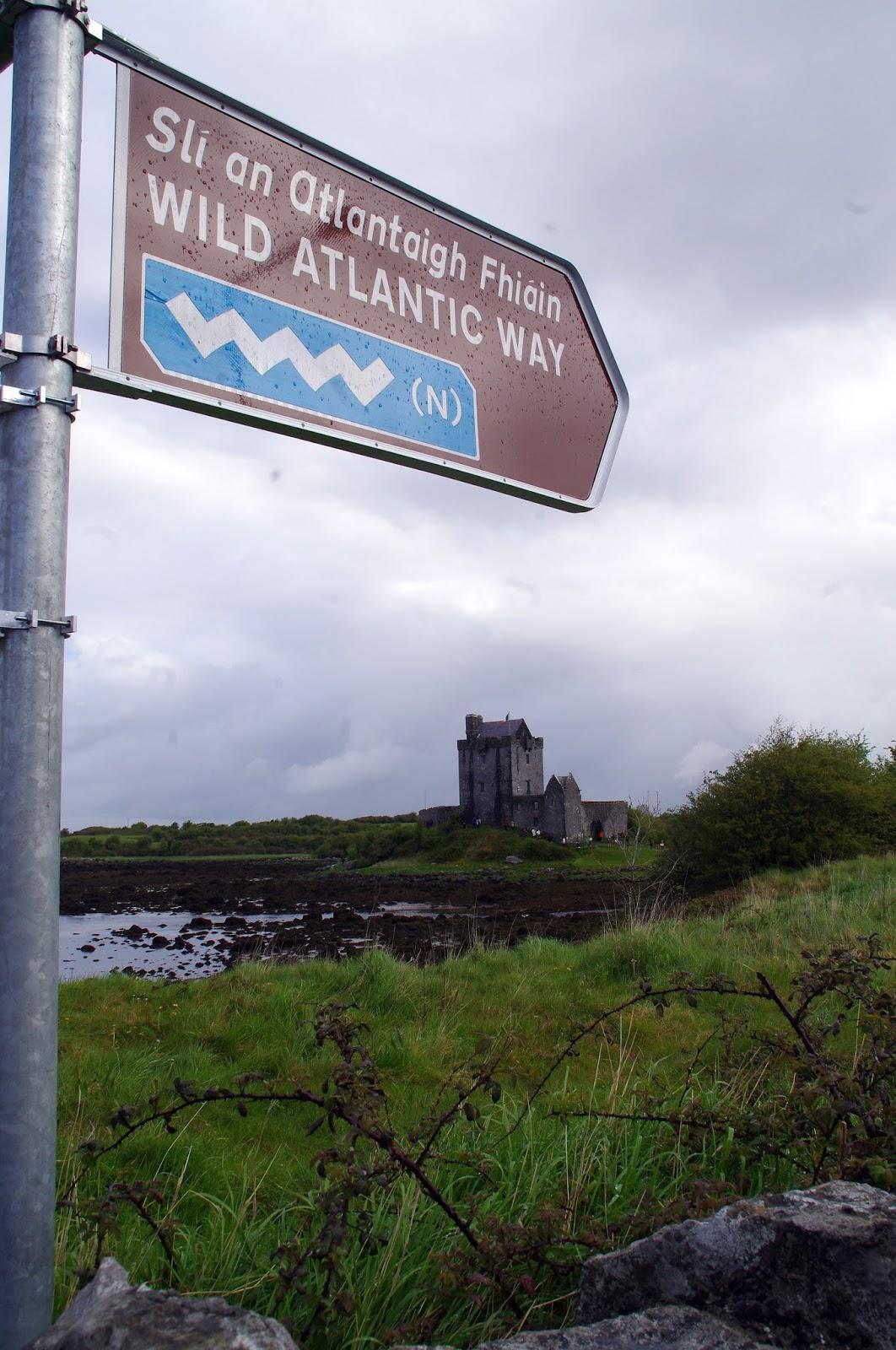 Wild Atlantic Way Castle Ireland