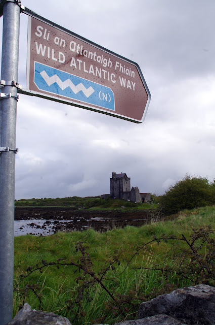 Wild Atlantic Way Castle Ireland
