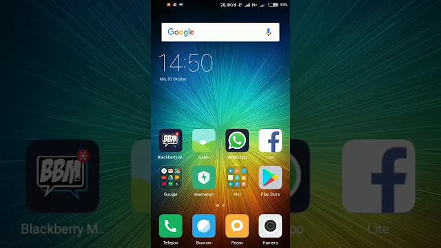 Cara Screenshot Xіaomі