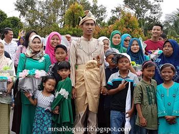 Selamat Pengantin Baru Ahmad Sharil