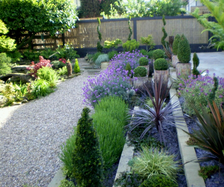 Modern beautiful home gardens designs ideas. | New home ... on Home Backyard Ideas  id=15701