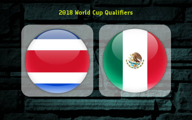 Costa Rica vs Mexico Full Match & Highlights 06 September 2017