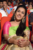 Niharika at Oka Manasu Audio function-thumbnail-14