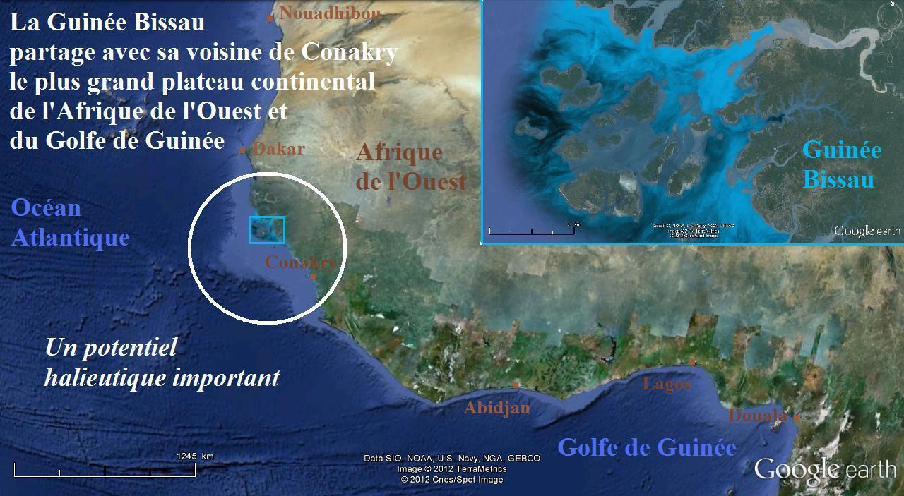 Avec la Guinée Bissau, les verts européens ont perdu leurs ...Les Ondes De Guinee