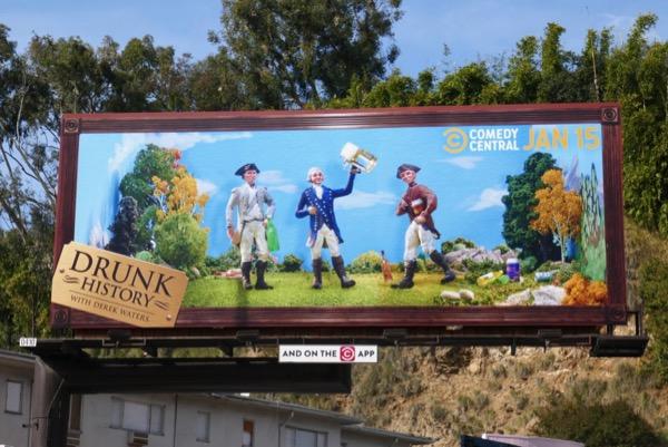 Drunk History season 6 billboard