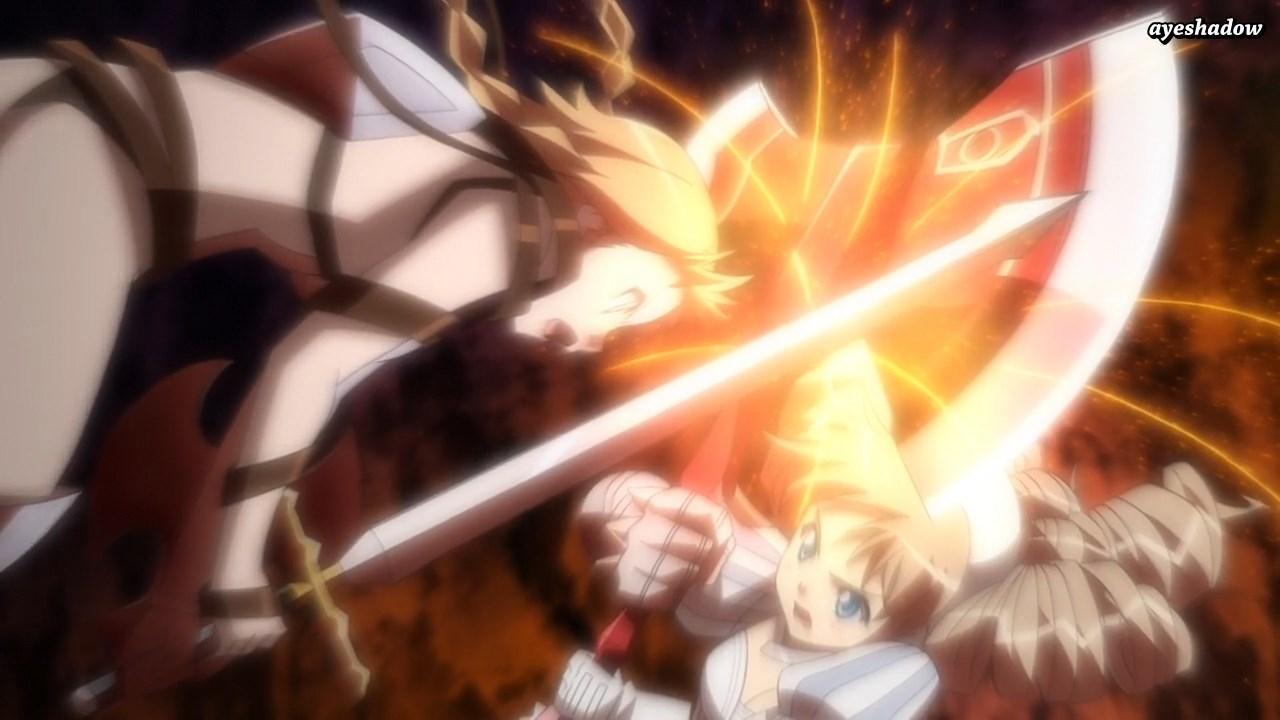 Queen's Blade Vanquished Queens Bölüm 3, türkçe o