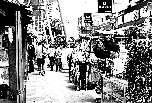 Pentax MX: On The Streets 01