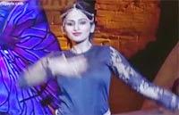 Shyam and Nakshatra are performing in Western Round – Jodi No 1 Season 8