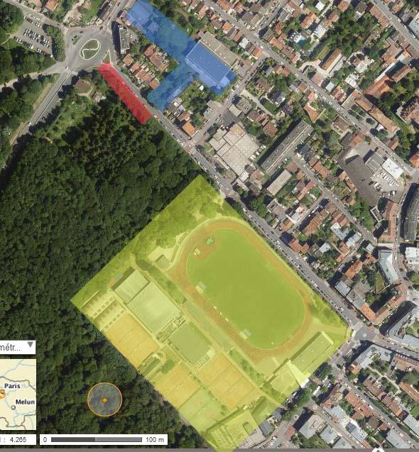 Stop hunebelle quartier hunebelle ancienne piscine for Piscine clamart