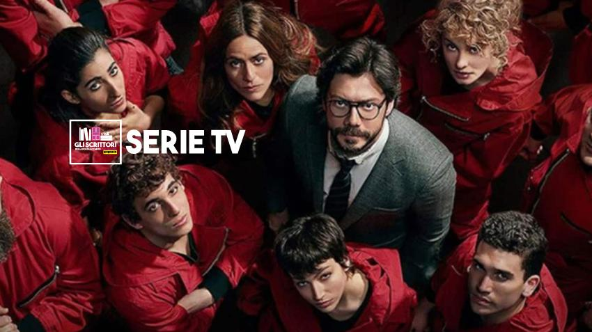 La casa di carta 4, una serie TV Netflix original
