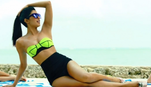 Actress Priyanka Chopra Latest Hot Photos For Exotic Album Priyanka