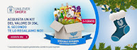 Logo Con Unilever ricevi un kit di prodotti e un beauty kit in omaggio