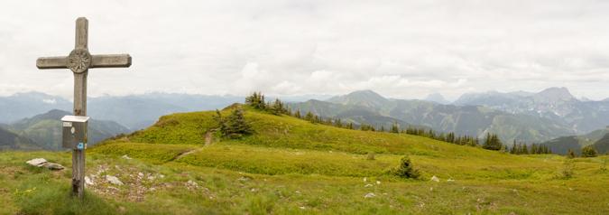 Kragelschinken | Theklasteig | Eisenerzer Alpen Höhenweg