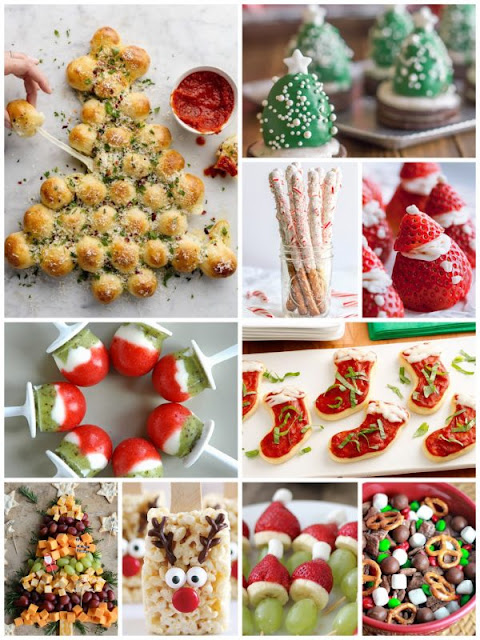Christmas Snacks for Kids