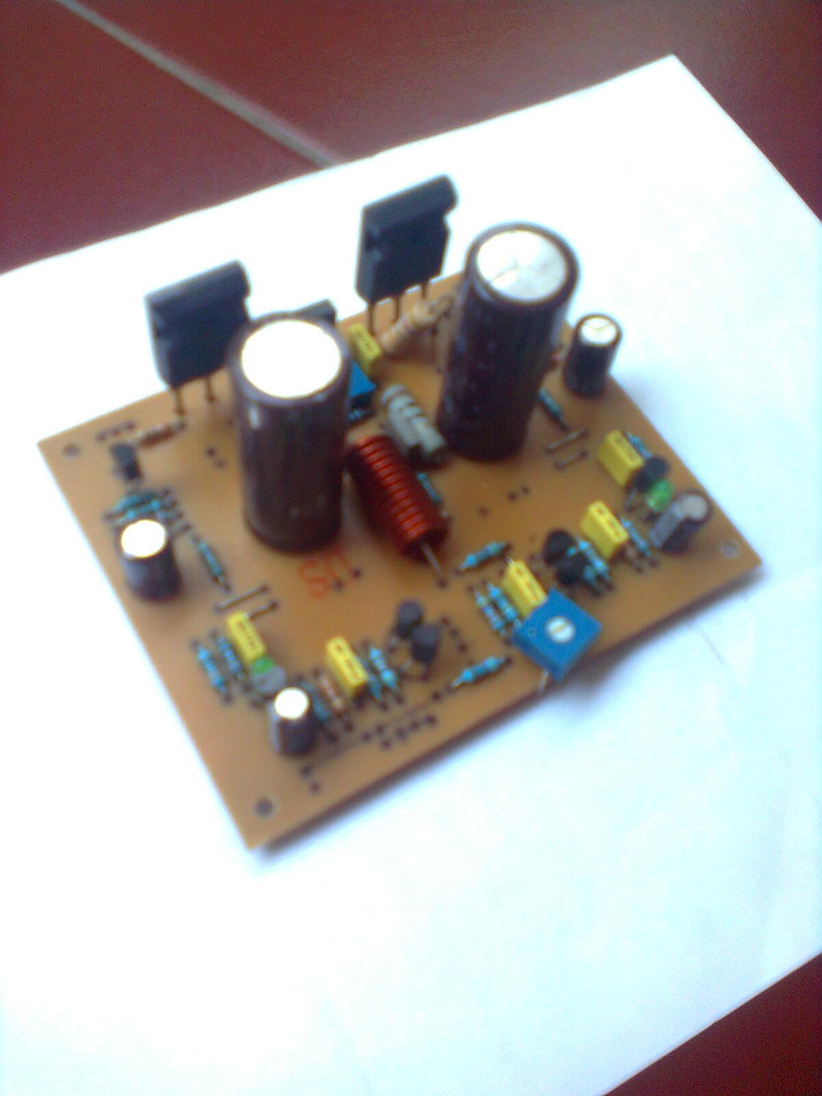 audio kreatif perbandingan kit power amplifier rakitan. Black Bedroom Furniture Sets. Home Design Ideas