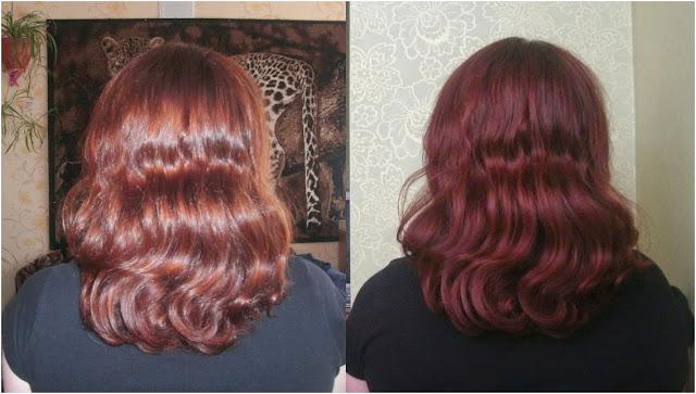 Niedziela dla włosów mocno proteinowa z biovaxem z keratyną i jedwabiem :)