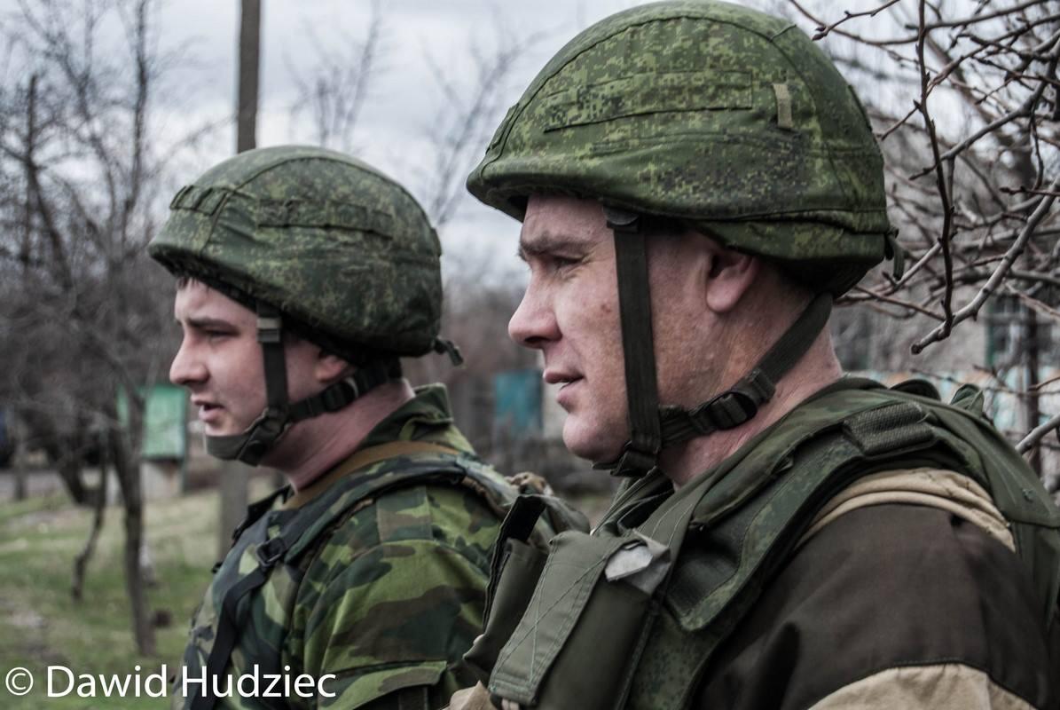 На Донбассе боевики несут потери