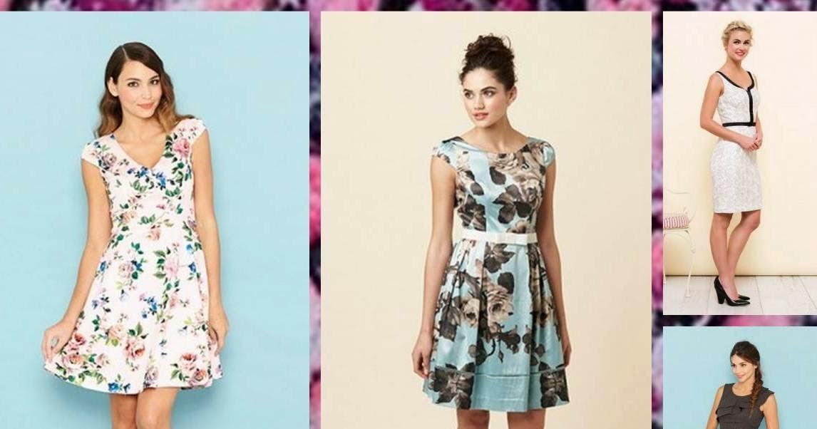 MS. FABULOUS: Summer Soiree Dresses Online Fashion Design