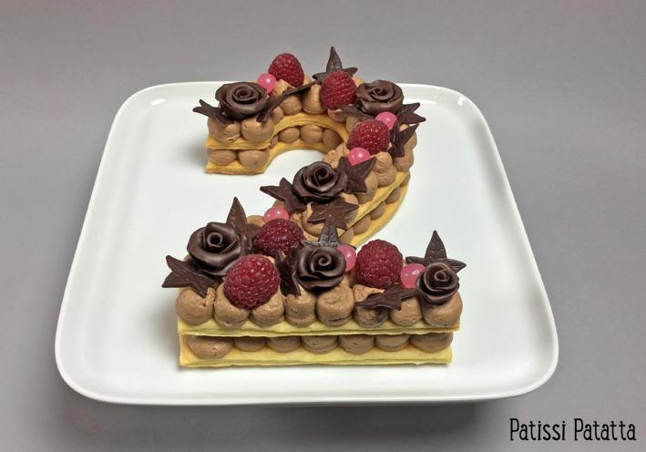 Ganache Chocolat Au Lait Cake Design