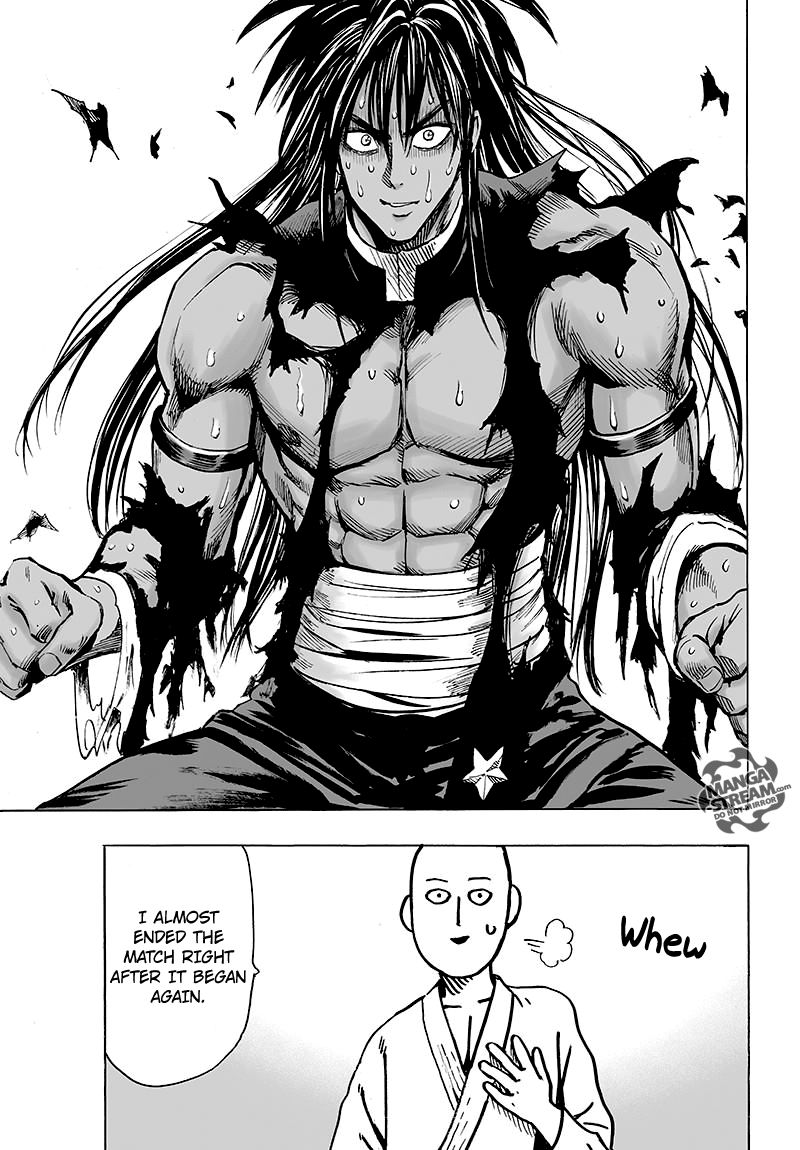 Onepunch-Man - Chapter 130
