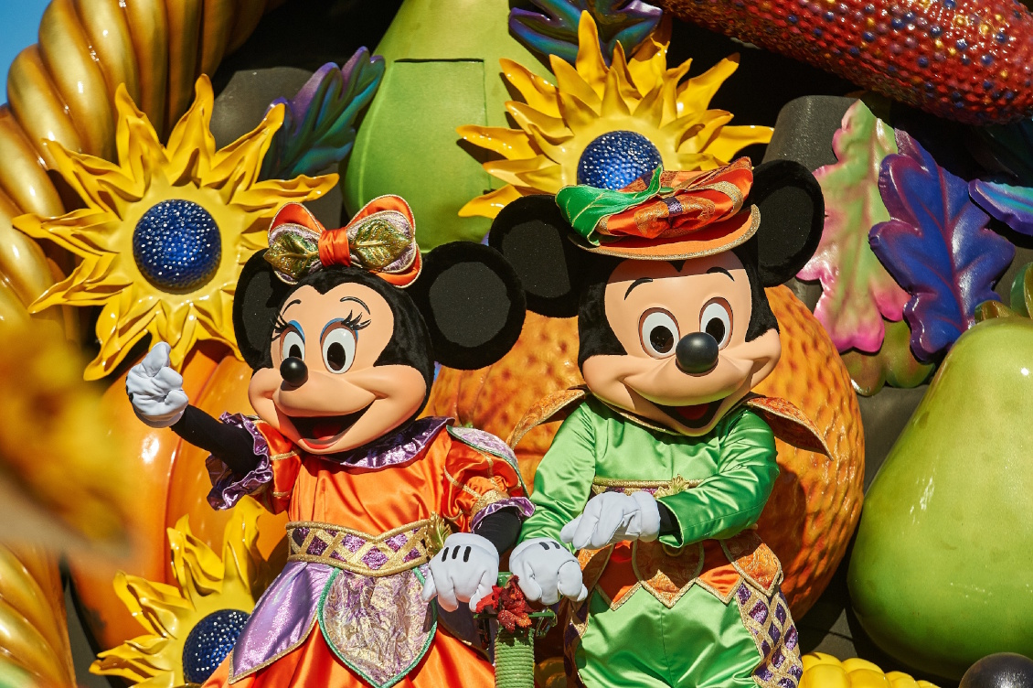 Disneyland Paris - Halloween Festival und Halloween Party 2019 Mickey & Minnie