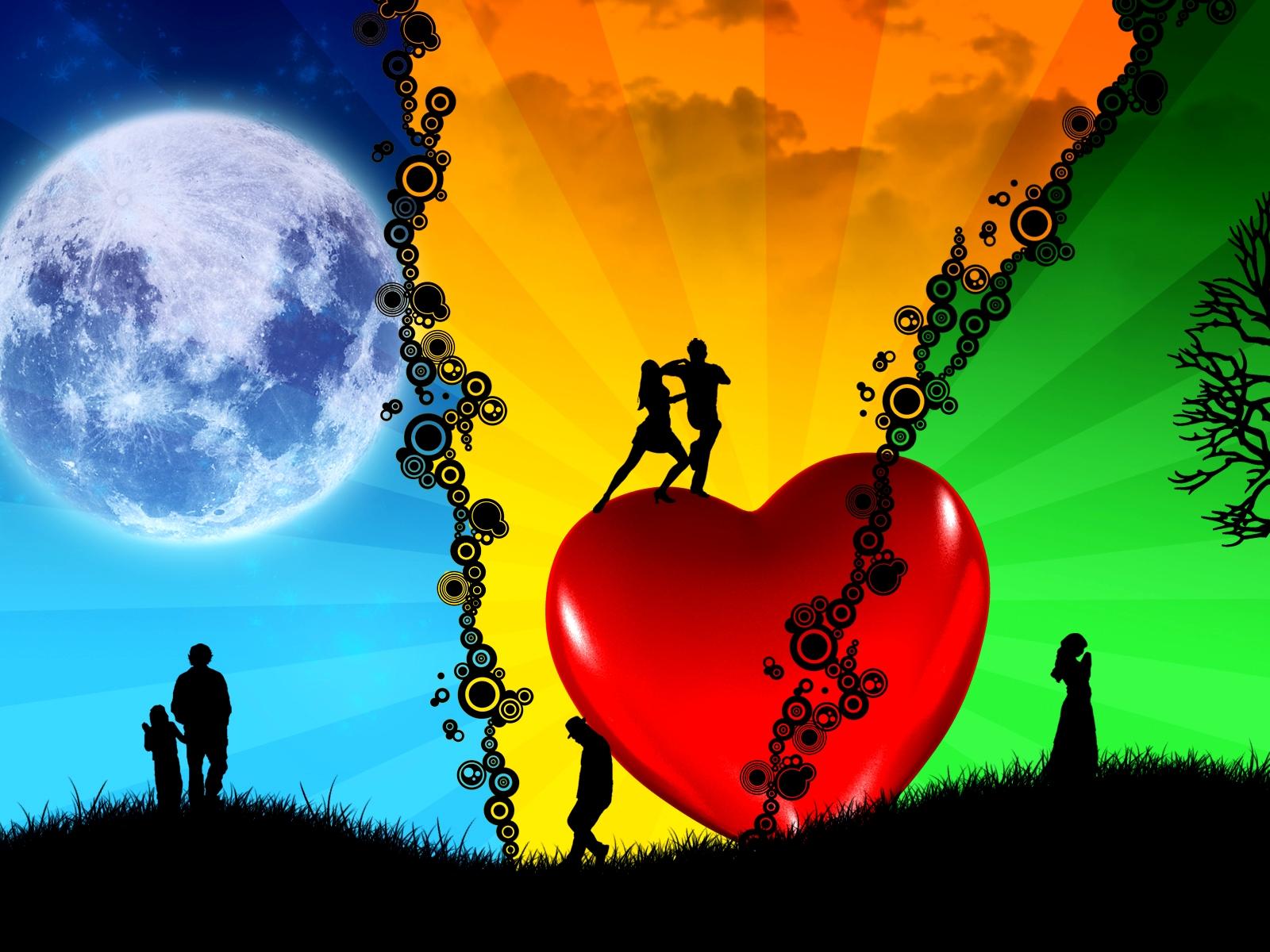 beautiful love wallpaper for mobile