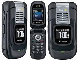 Spesifikasi Handphone Kyocera DuraCore (E4210)