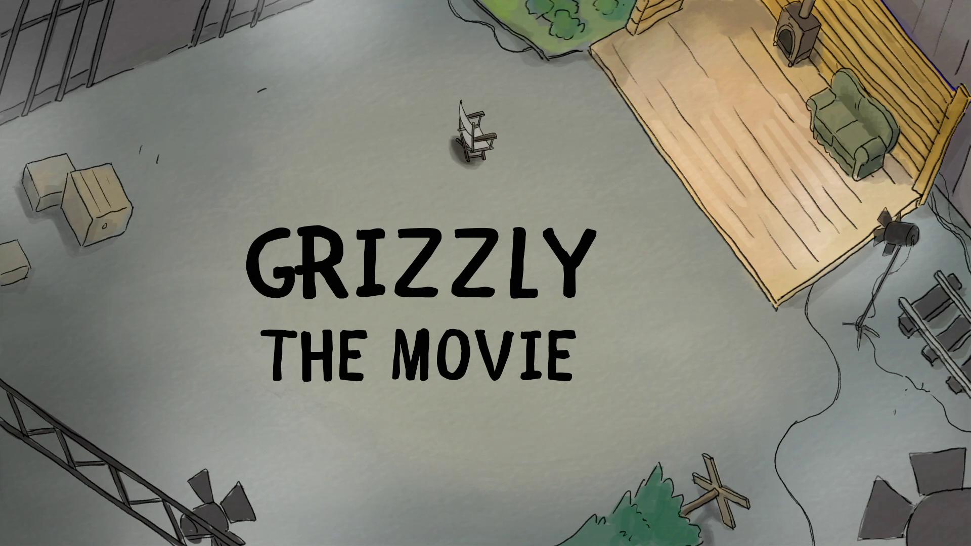 Ursos sem Curso - Pardo, o Filme
