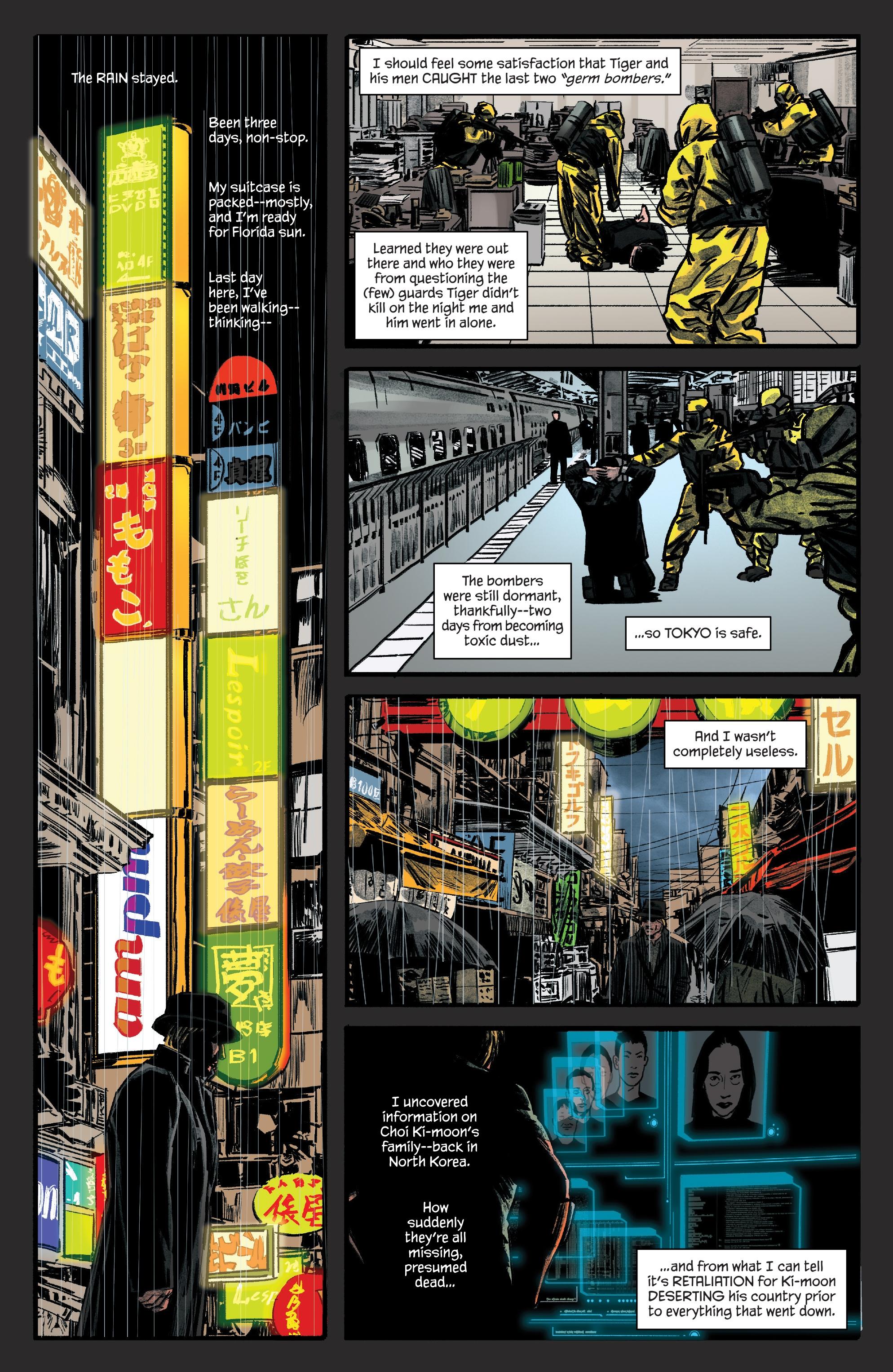 Read online James Bond: Felix Leiter comic -  Issue #6 - 9