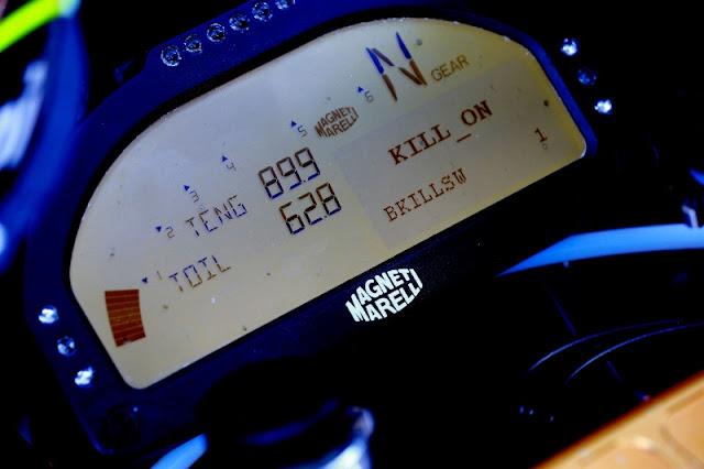 berita motogp Ini Teknologi Baru MotoGP Pengganti Papan Informasi