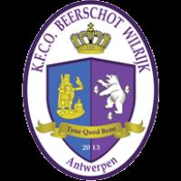 Logo Klub Sepakbola Beerschot Wilrijk Belgia .PNG