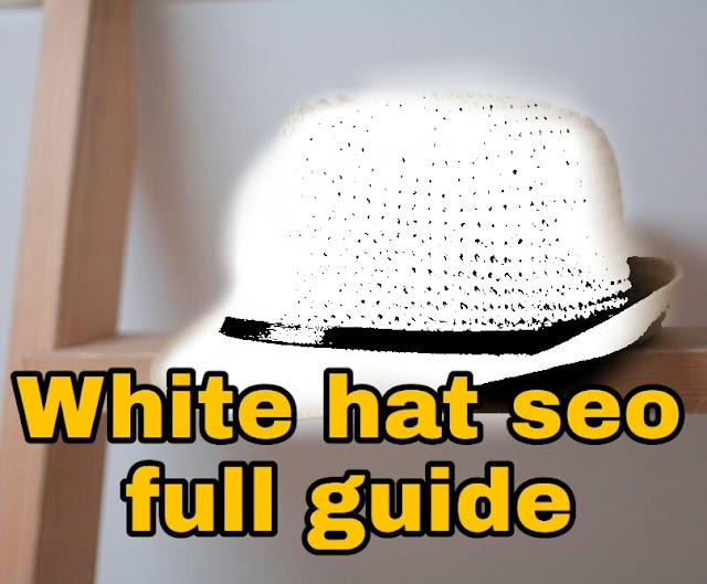 White hat seo full guide in hindi